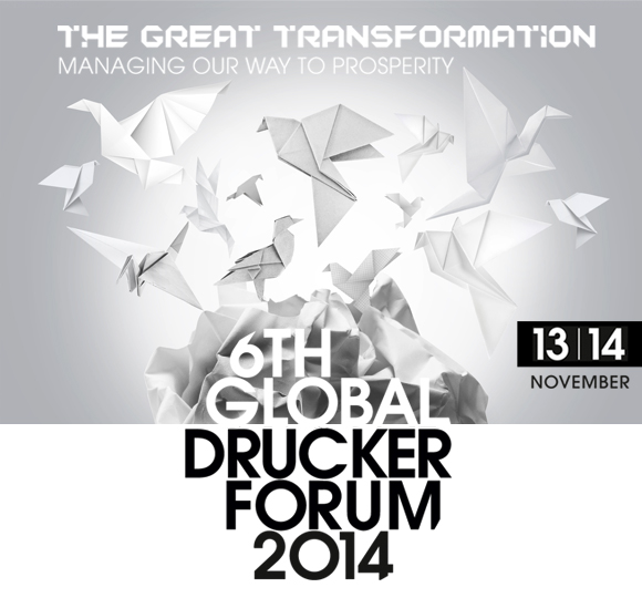 My Hopes for the Drucker Forum #gpdf14