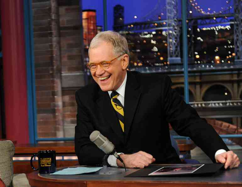A Look Inside Letterman's Staff Redefining Their Purpose After The Show Ended