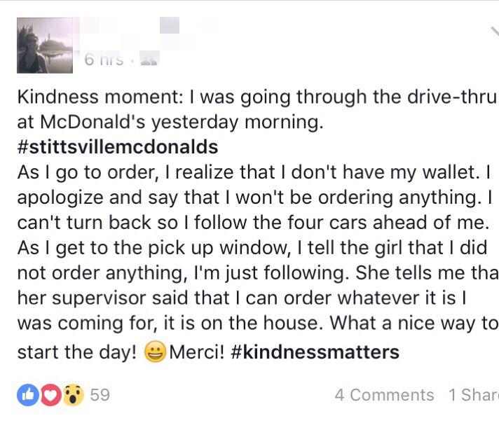 mcdonalds goodness