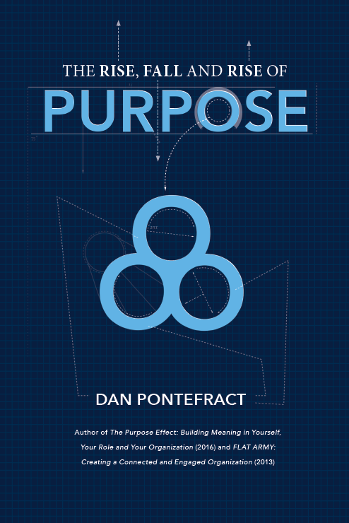 The Rise, Fall and Rise of Purpose by Dan Pontefract