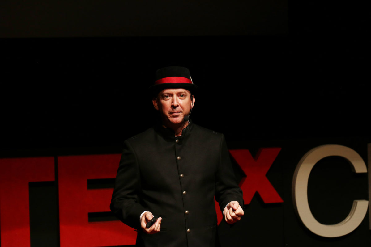 My Latest TED: We Are Losing The Ability To Think