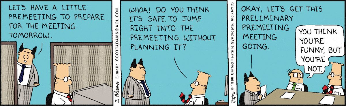 Is Your Corporate Culture The Root Cause Of Bad Meetings?
