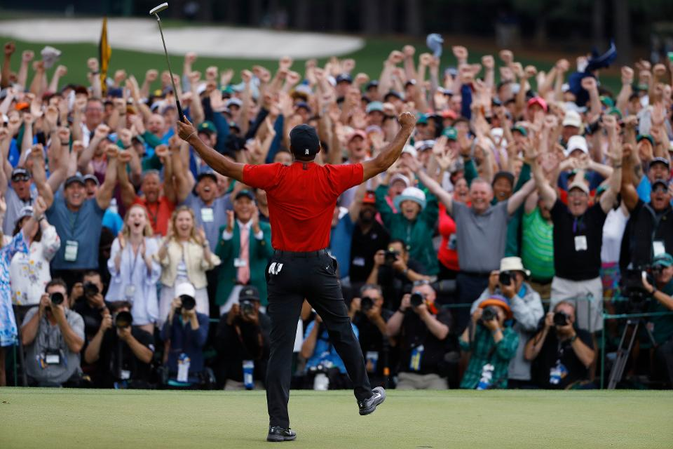 Tiger Woods: What An Incredible Story Of Resilience