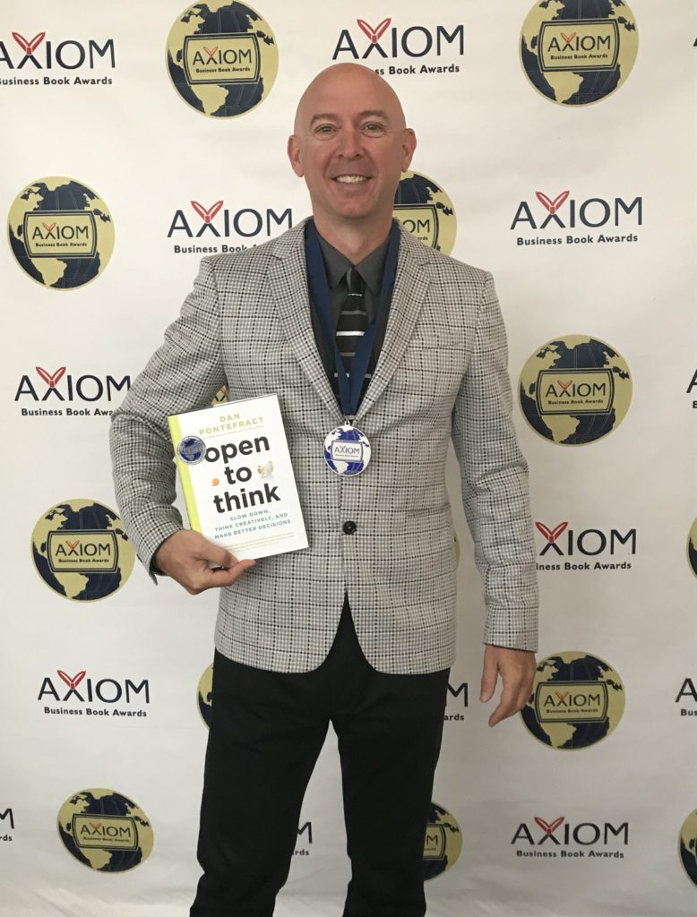 Dan Pontefract - Axiom Business Book Award