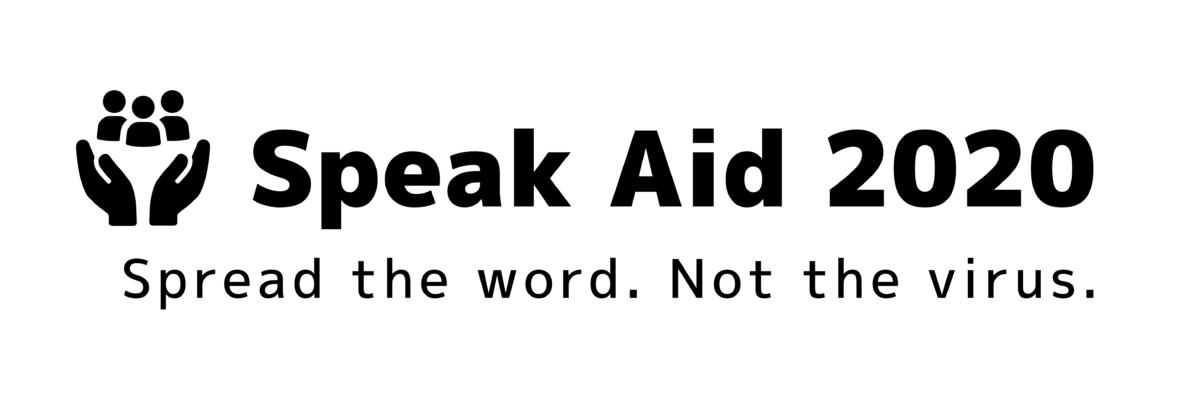 Announcing Speak Aid 2020