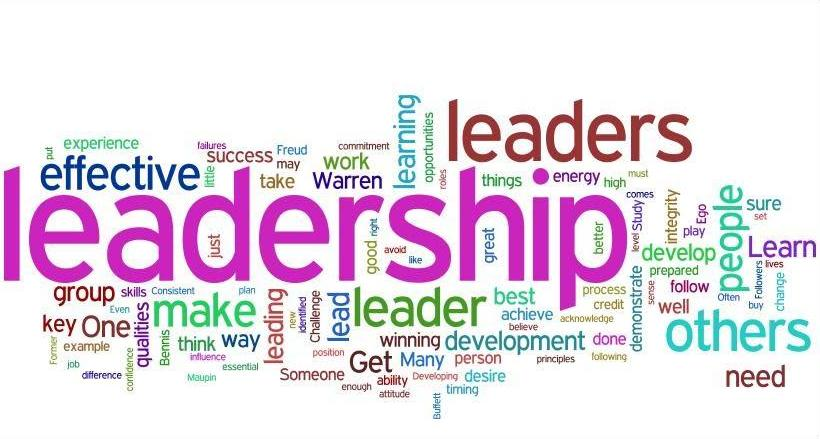 Being a leader essay